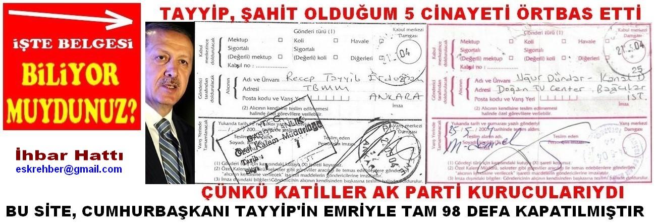 Türkiye'de Adalet İşte Bu