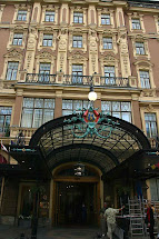 Travels With Dude Grand Hotel Europe St. Petersburg