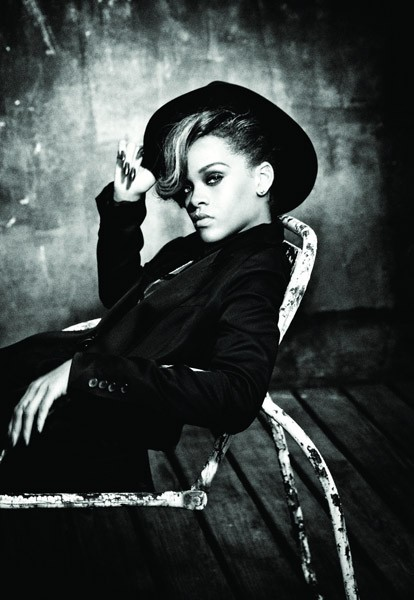 Rihanna Accused of plagiarism for her clip You Da One!