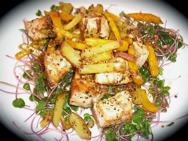 Swordfish recipes pan seared