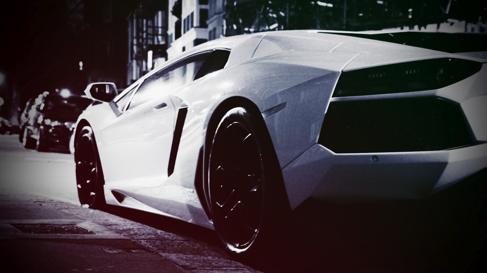 Lamborghini Aventador Car Old Looking Photo HD Wallpaper | HD Car ...