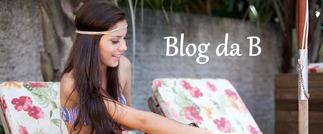 Blog da B