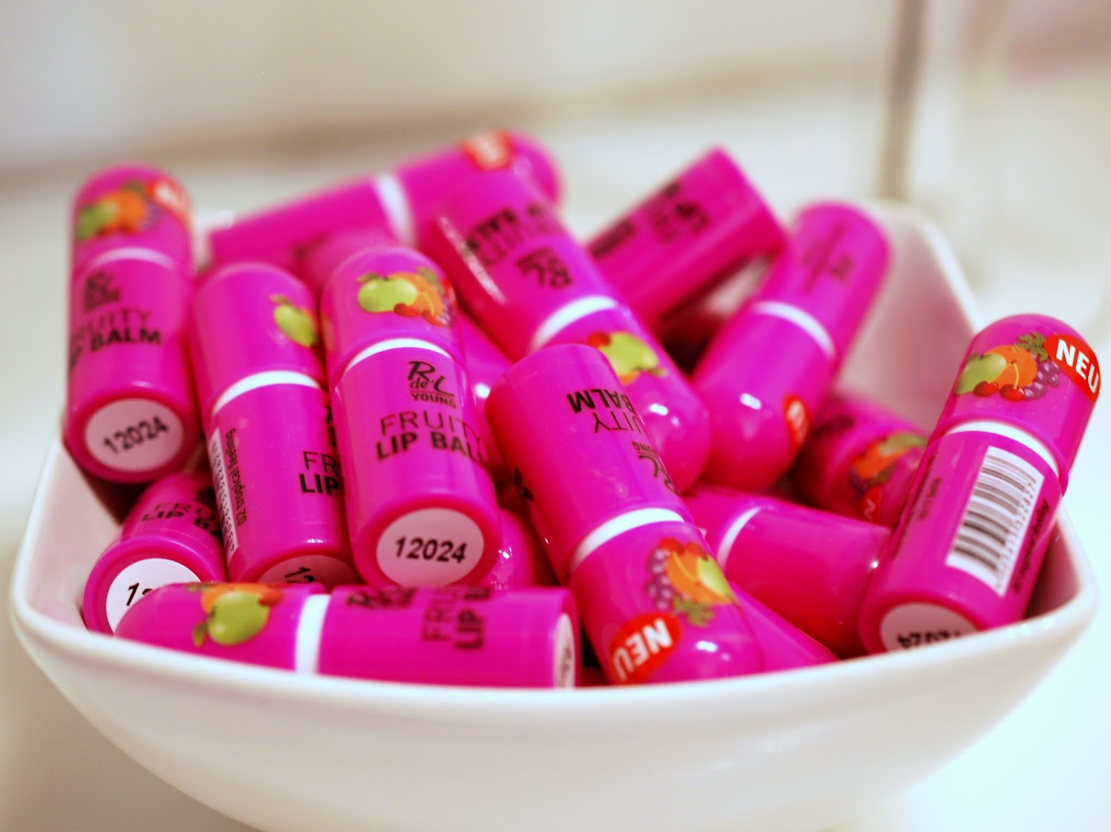 Rival de Loop Young Fruity Lipbalm