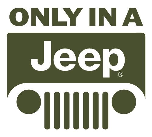 Genevamotorshow Jeep Logo - Jeep logo t shirt
