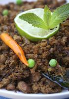 Keema de Soja (vegana)