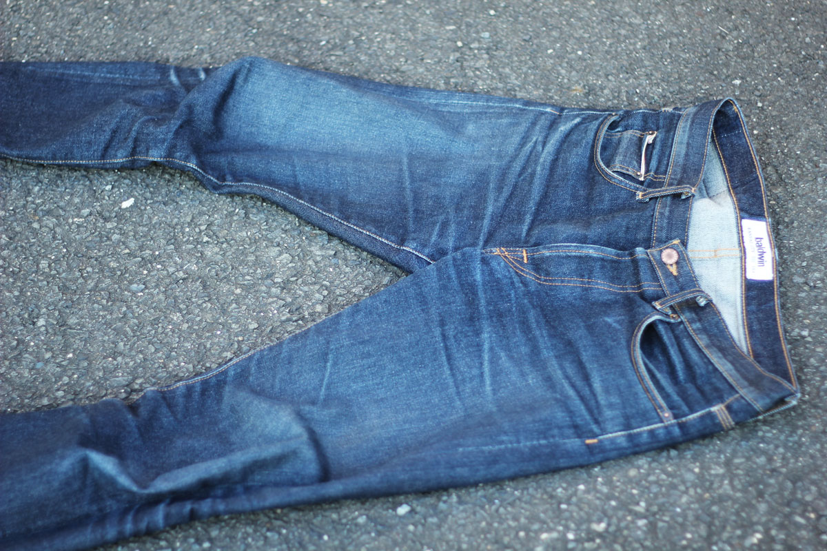 Baldwin Denim The Henley KURABO