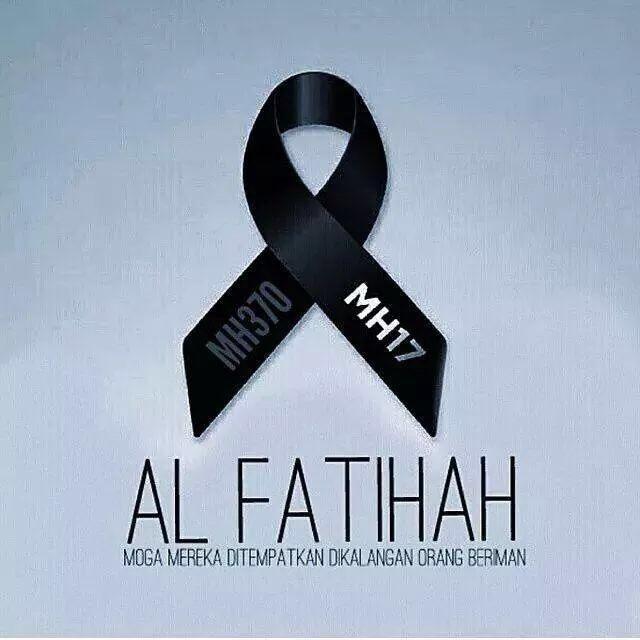 MH17 Al Fatihah