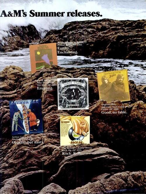 AeM Records 1972