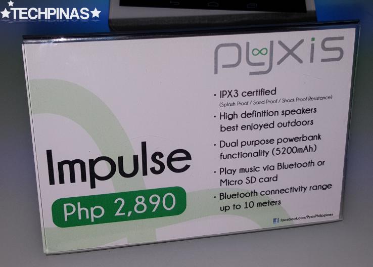 Pyxis Impulse