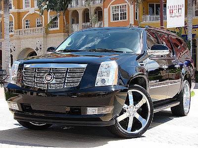 Cadillac Escallade ESV Wallpapers