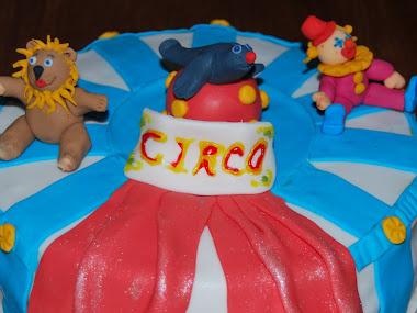 Tarta Circo
