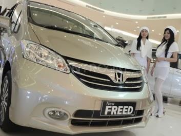 Harga Honda Freed Bandung