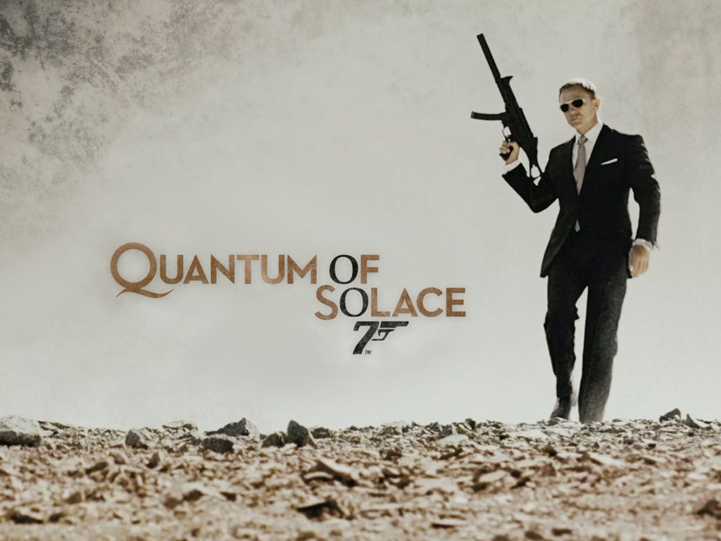 Quantum of Solace Game Wallpaper images  hdimagelibcom
