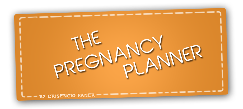 The Pregnancy Planner