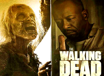 TWD 6ª TEMPORADA E FEAR THE WALKING DEAD: