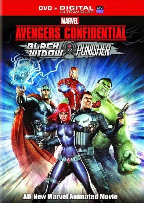 Ver Avengers Confidential: Black Widow And Punisher (2014)