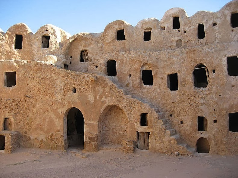 Qasr Al Haj : una antigua bóveda de banco