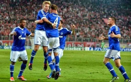Schalke 04 vs Newcastle United