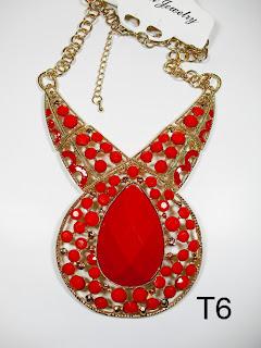 kalung aksesoris wanita T6