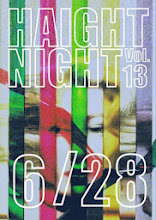 HAIGHT NIGHT vol.13