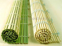Bamboo Mat Sushi1