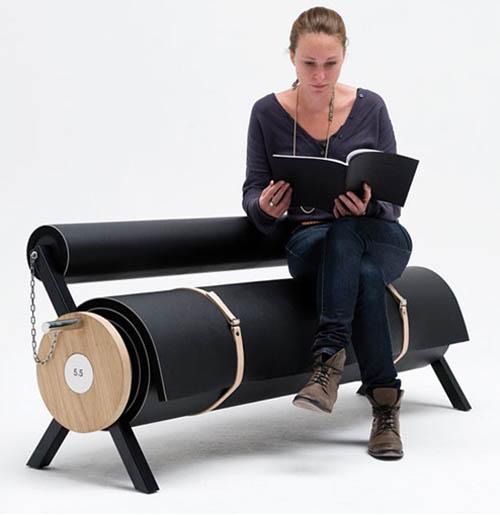 Karpett bench