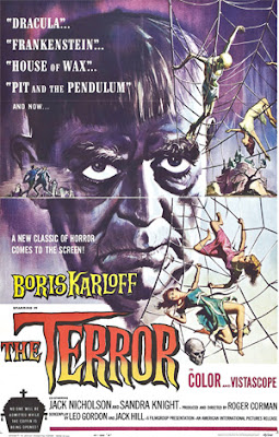 Poster - The Terror (1963)