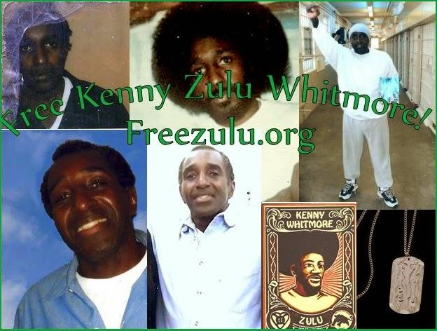 Free Kenny Zulu Whitmore