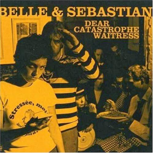 Portada de Dear catastrophe waitress de Belle & Sebastian