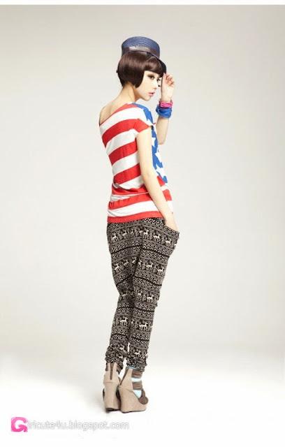 5 Zheng Lu - Pretty Anne - very cute asian girl-girlcute4u.blogspot.com