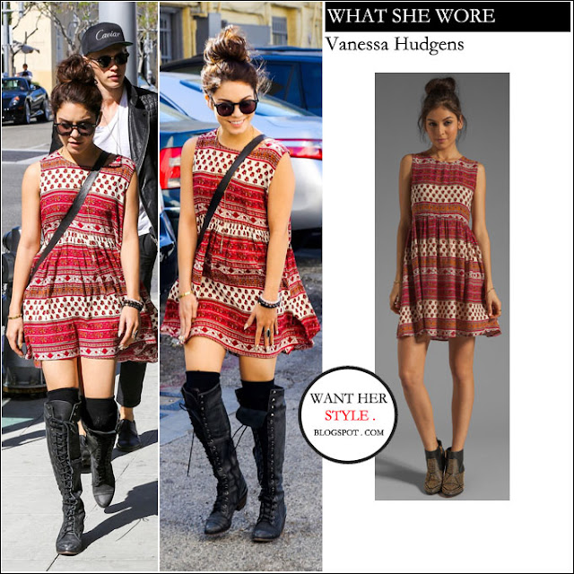 Fashion Spotlight V Hudgens