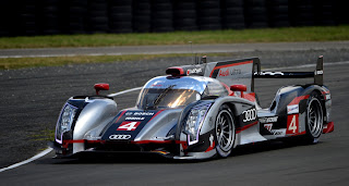 Audi R18 Ultra Tag Heuer n&#176;4 d&#8217;Audi Sport North America