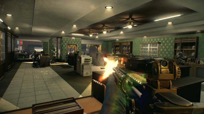 Payday 2: Gameplay video explains gameplay of bank robbers ...