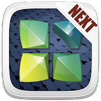 Next launcher 3D logo