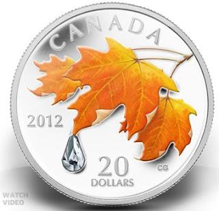 канадский монетный двор