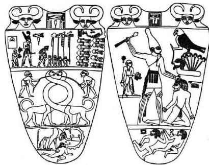the importance of king narmers palette to egypt The narmer palette is an early period egyptian civilization artifact, showing the conquest of upper and lower egypt by the first egyptian pharaoh.