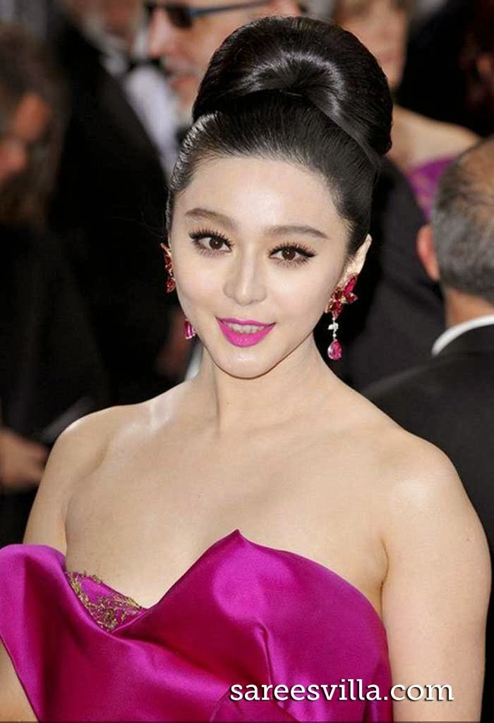 Chinese actress, singer and producer Fan Bingbing