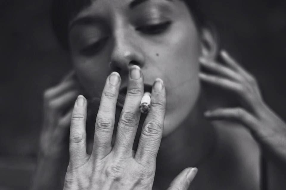 Sexual tension w/ Helmut Lang & Kat Irlin | Ses Rêveries
