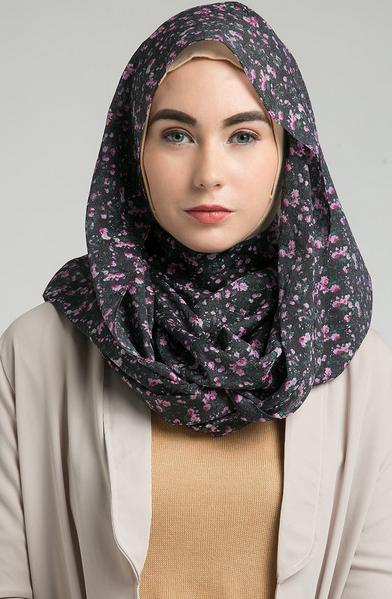 Kreasi Hijab Modern Terbaru