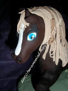 torta cavallo