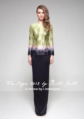 design baru 2013 Nurita Harith