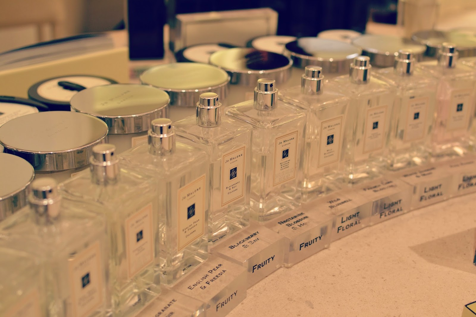 Jo Malone fragrance