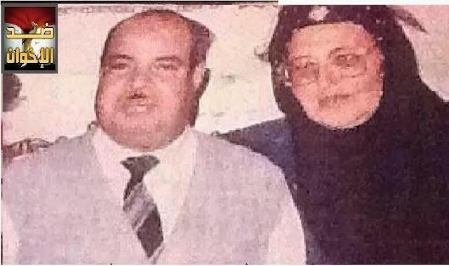 والد ووالدة الفريق اول عبد الفتاح السيسى