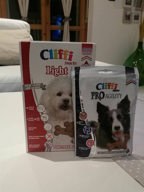 snacks per cani