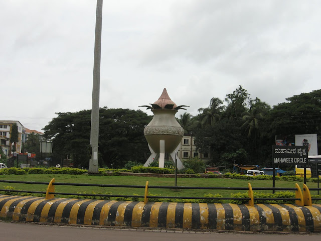 Pumpwell Circle, Mangalore