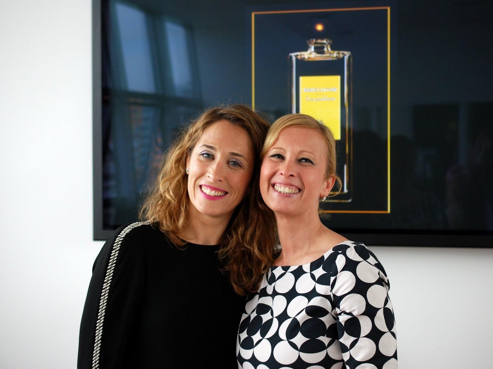 Bloggerevent Serge Lutens Sabine und Agnes