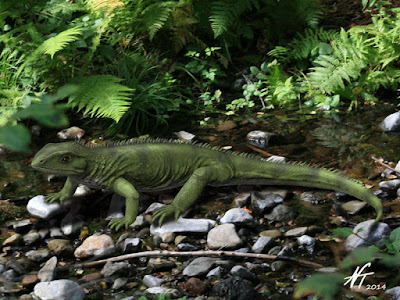 Gephyrosaurus