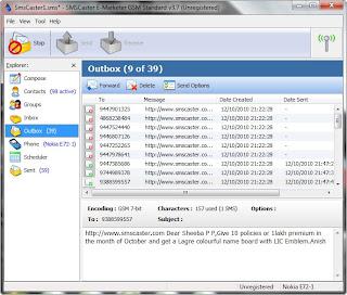 SMS Caster V3.6 Full Version
