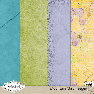 Mountain Mist and a freebie!