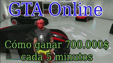 Cómo conseguir dinero infinito en GTA Online